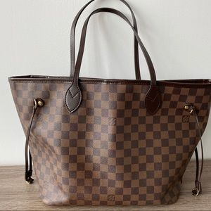 COPY - Louis Vuitton Neverfull MM Damier Ebene